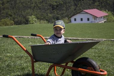 8-10 травня відбулася весняна волонтерка в Унежі