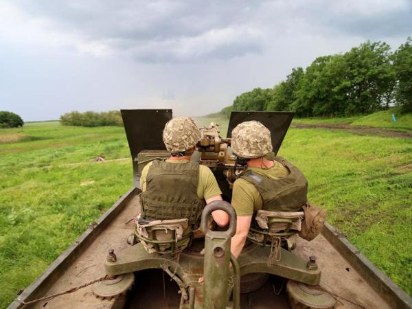 Збір коштів за програмою «Військо Читає» на передову 1-му батальйону 72-ї бригади імені Чорних Запорожців