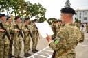 """Збір коштів у рамках програми """"Військо Читає"""" для військового ліцею імені Івана Богуна"""