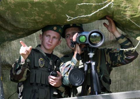 Збір коштів за програмою «Військо Читає» Луцькому прикордонному загону