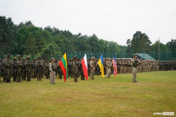 """Збір коштів у рамках програми """"Військо Читає"""" для військової частини Яворівського полігону"""